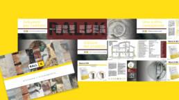 Brand Design_Catalogo restauro interno